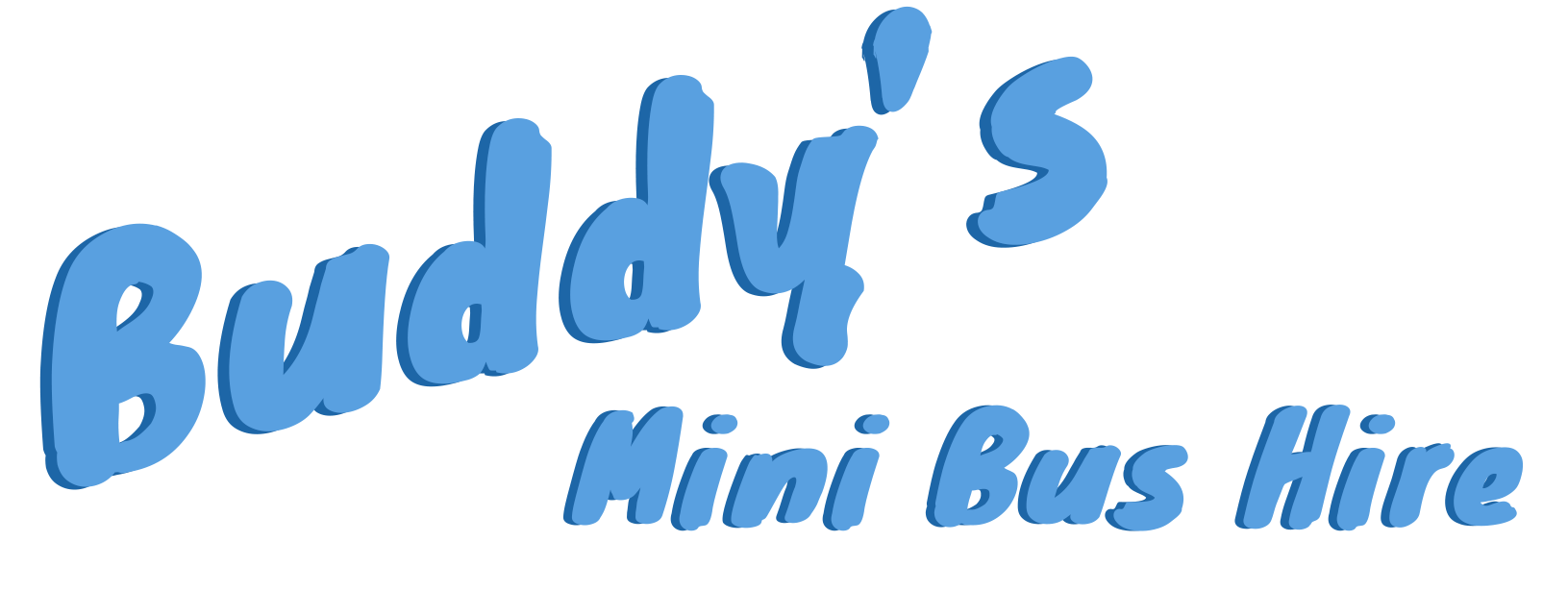 Buddy's mini bus hire Logo